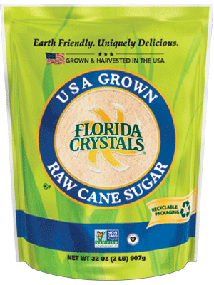 USA Grown Raw Cane Sugar