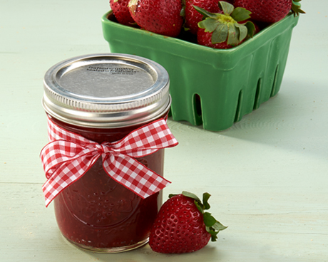 Strawberry Balsamic Sauce