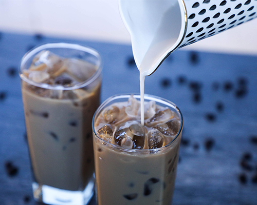 Golden Cold Brew Coffee