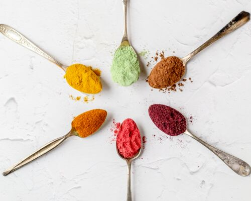 How to Make Natural Food Coloring